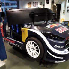 macchina da rally SG BULL 2