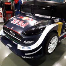 macchina da rally SG BULL 3