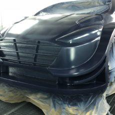 macchina da rally SG BULL 4